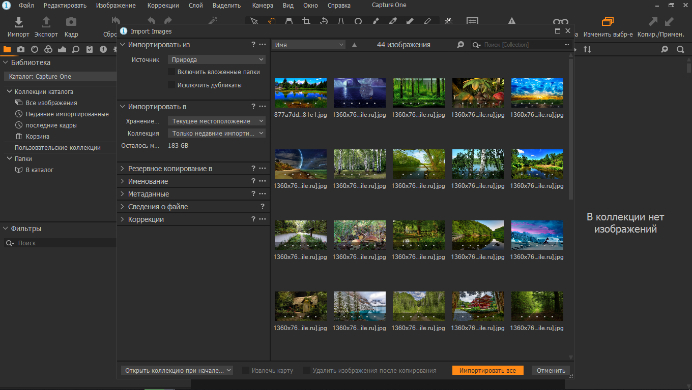 Phase One Capture One Pro 20 13.0.2.13 Final (2020) РС