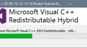 Microsoft Visual C++ 2005-2008-2010-2012-2013-2019 Redistributable Package Hybrid [ 30.03.2020] (2020) PC